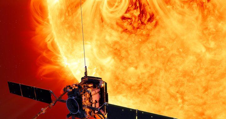 Solar Orbiter in volo! Alla scoperta dei segreti del Sole