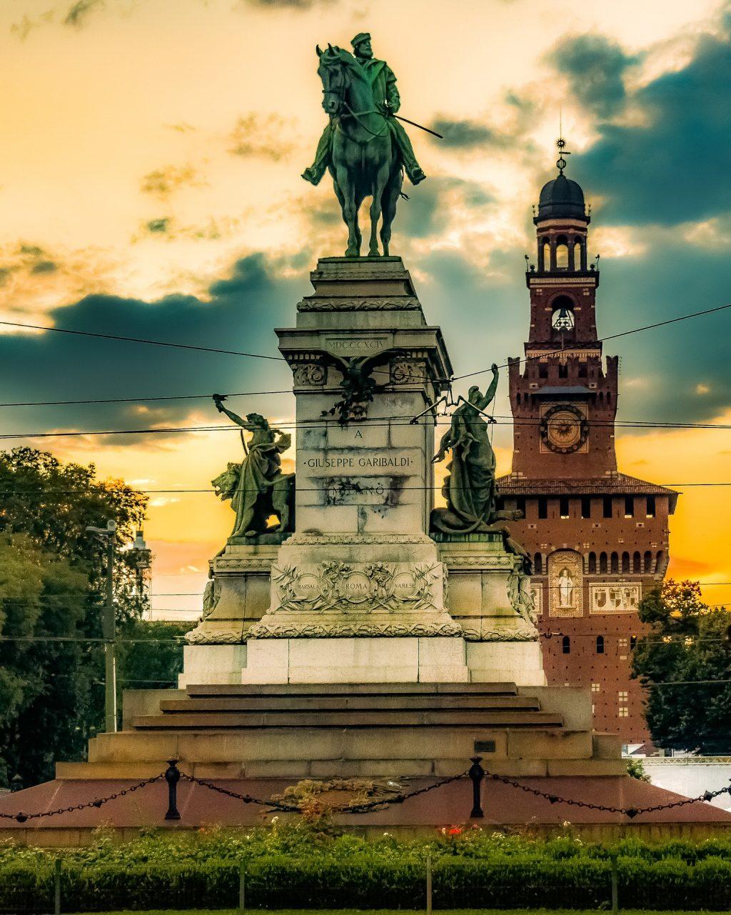 Garibaldi Milano