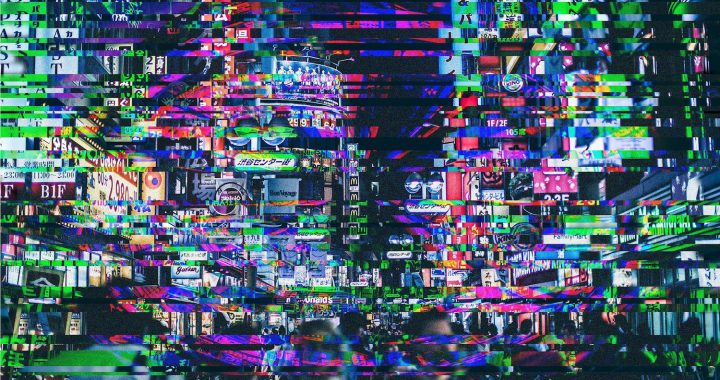Glitch: il fascino dell'errore