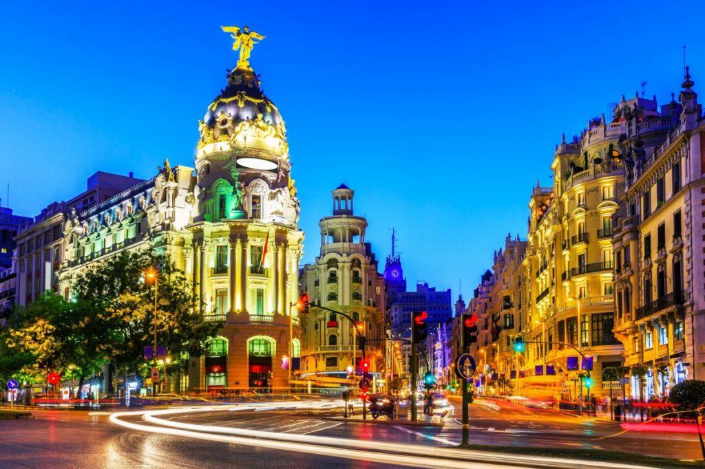 VOCI DAL MONDO: MADRID