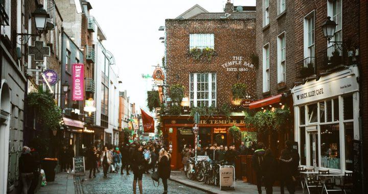 Voci dal mondo: Dublino!