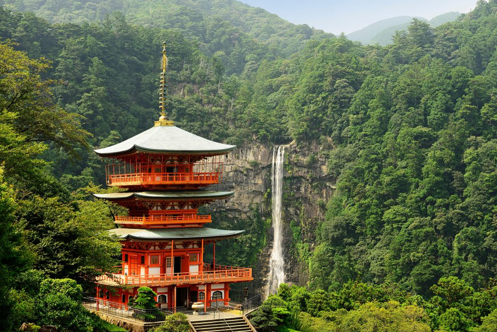Sokushinbutsu: tempio giapponese