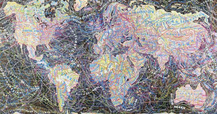 Una mappa può essere una copia esatta della realtà?