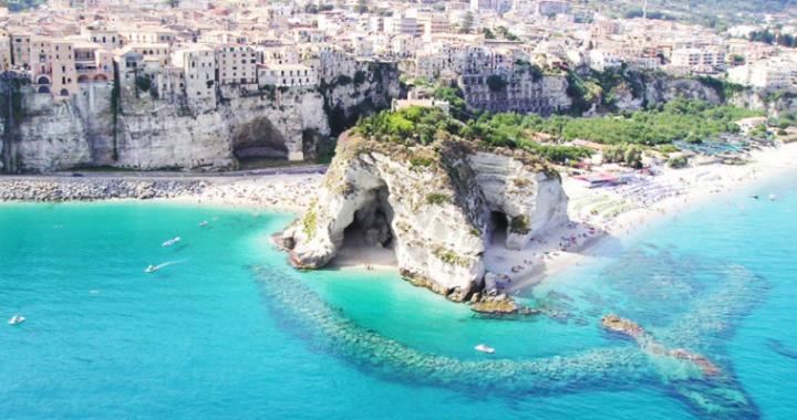 """Tropea: la Perla del Tirreno eletta """"Borgo dei Borghi"""" 2021"""