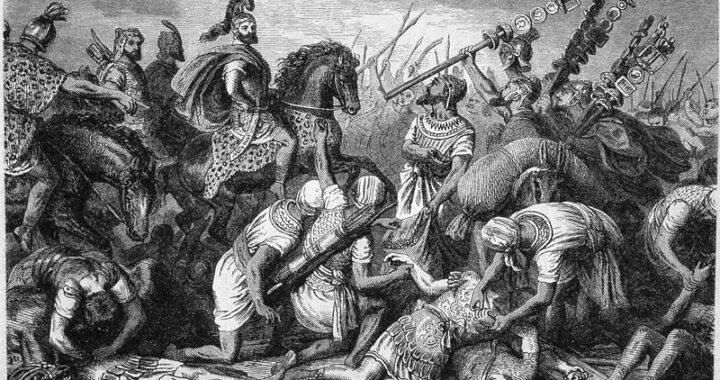 La Battaglia di Canne