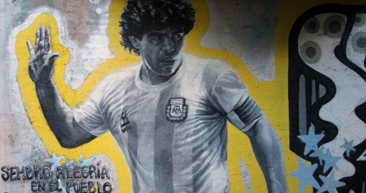 Diego Armando Maradona: genio e sregolatezza